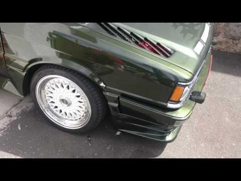 Audi B2 Coupe VFL 5 Zylinder Sauger