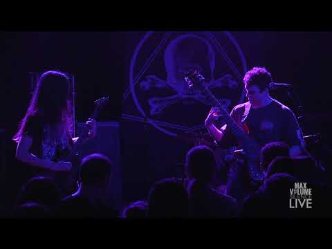 KRALLICE live at Saint Vitus Bar, Nov. 29th, 2017 (FULL SET)