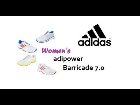 adidas adipower barricade 7 reviews