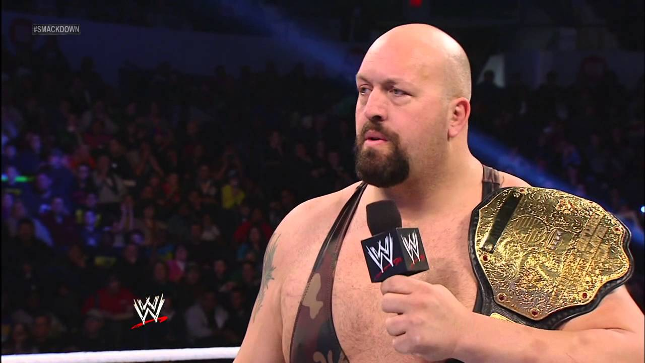 Santino Marella is selected to face Big Show for the World Heavyweight  Championship: SmackDown, Dece - YouTube