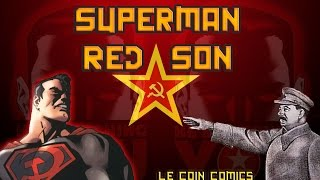 Le Coin Comics - Superman Red Son