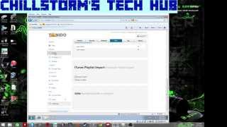How to set up Home cloud on Windows with Tonido // with Chillstorm