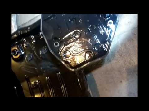 Фото к видео: TOYOTA AVENSIS III T27 - Замена CVT масла в вариаторе.