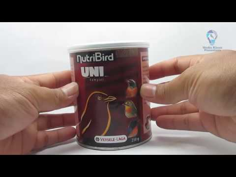 Voer NutriBird Uni Komplet Versele-Laga