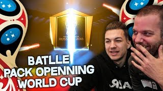 FIFA 18 WORLD CUP - PACK OPENING