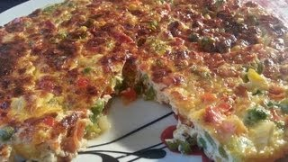 Vegetable Omelette Recipes