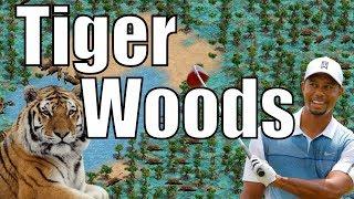AoE2 - Tiger Woods FFA [Marsh Nothing?!}