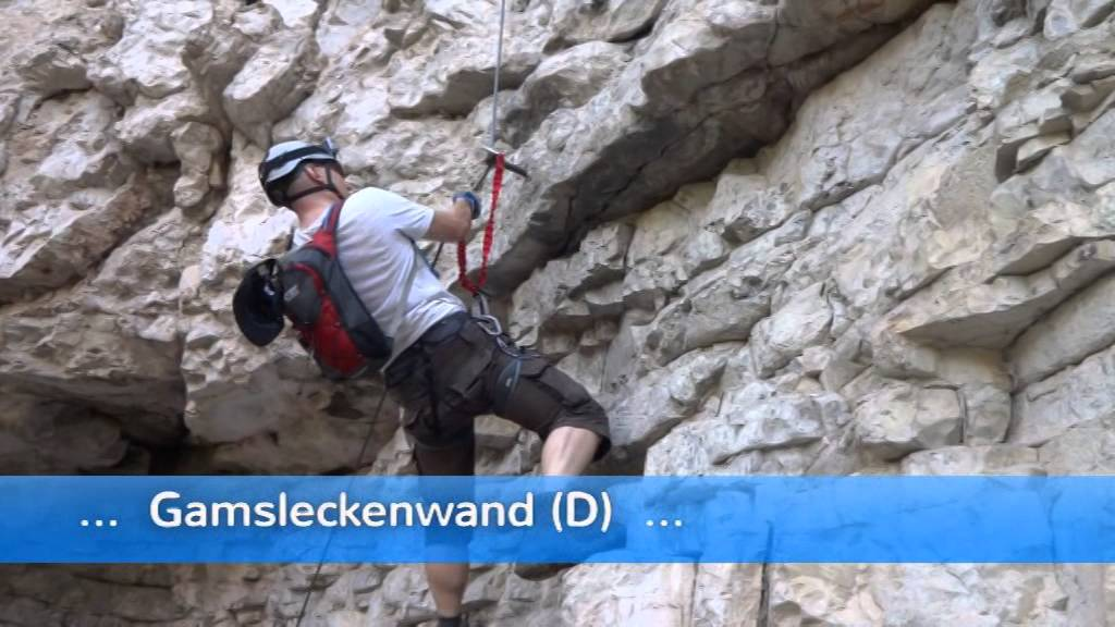 Postalm Klettersteig F Variante : Postalm klettersteig u erweiterung mit extremroute e f « alle