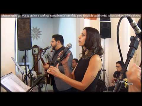 Can't Take My Eyes Off You - Jamz | Casamento | Cover Saxsom - YouTube