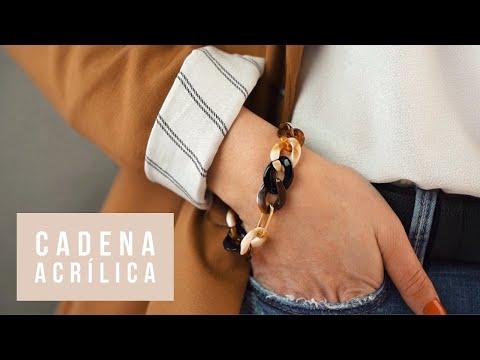 Nuevos artículos de tendencia: Cadena Acrílica