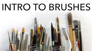 Intro to Brushes for Fashion Designers & Illustrators
