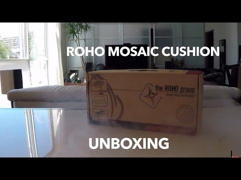 ROHO MOSAIC CUSHION Unboxing