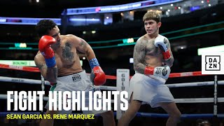 HIGHLIGHTS | Sean Garcia vs. Rene Marquez
