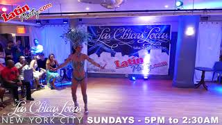 Diana Samba - Las Chicas Locas - LatinParty.com