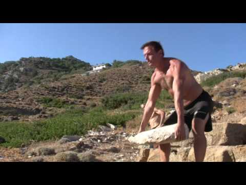 StrengthBox: Warrior Workout at the Ancient Sanctuary of Artemis