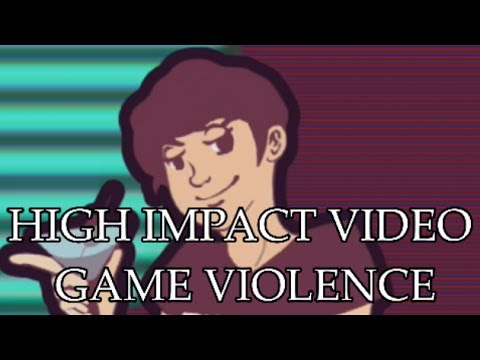 Video Games DO cause violence...or do they?
