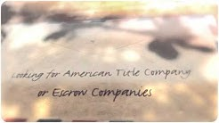(970) 658-9120 | American Title Services you'll find american title company & escrow companies