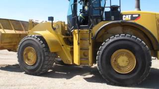 Cat 980H Wheel Loader 05 JMS04245