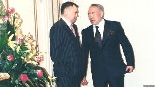 Запрещенная запись разговора Нурсултана Назарбаева