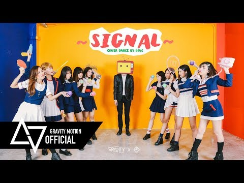 "TWICE - ""SIGNAL"" M/V Cover Dance by DIA.G From Thailand"