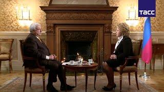 Интервью председателя Совета Федерации Валентины Матвиенко(, 2016-03-24T16:07:18.000Z)
