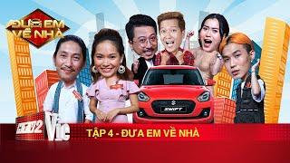 #4 Lần đầu tiên trên truyền hình Việt, khán giả trúng xe hơi nửa tỉ | ĐƯA EM VỀ NHÀ | FQUTVC08