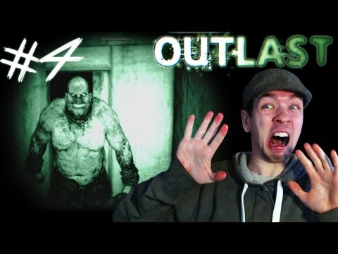 Outlast - Part 4 | SCARY SEWERS | Gameplay Walkthrough - Commentary/Face cam reaction