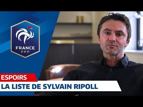 Espoirs : Sylvain Ripoll détaille sa liste pour la Croatie et l'Espagne I FFF 2018
