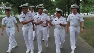 Tuổi trẻ thành công tại hải ngoại  Sinh viên sĩ quan Kim Anh Đỗ trường Sĩ Quan Hải