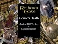 Baldur's Gate 1998 vs Enhanced Edition:  Gorion's Death Scene