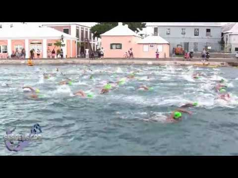 Bank Foundation Triathlon Swimming, Sept 30 2012