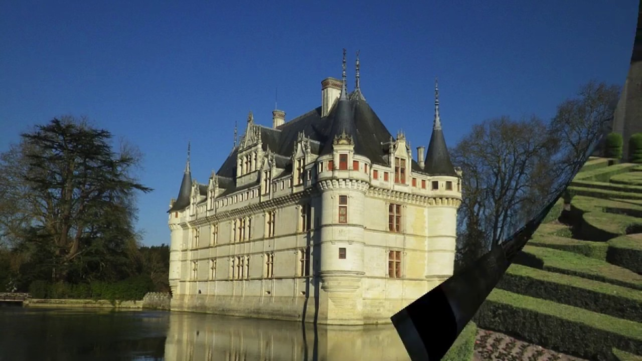 Les châteaux de la Loire, séjour linguistique en France