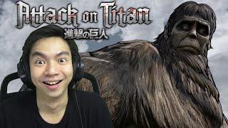 Gorilla Titan - Attack On Titan - Indonesia #20(Masih banyak side misi yang ada di Attack on Titan ini, so gw coba mainin dikit lagi, eh ternyata emang seru dan ada sesuatu yang baru gw ketemu ama Gorilla ..., 2016-11-09T10:30:01.000Z)