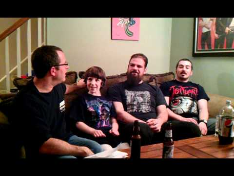 Interview with EXODUS / GENERATION KILL Rob Dukes METAL RULES! TV