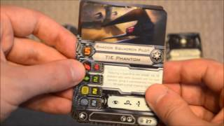 DGA Plays: Star Wars: X-Wing - TIE Phantom Expansion (Ep. 43)