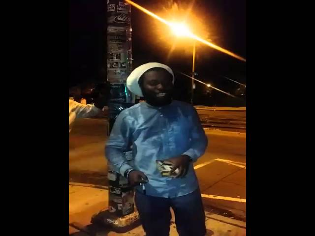 Ras King and Iba Mahr freestyle