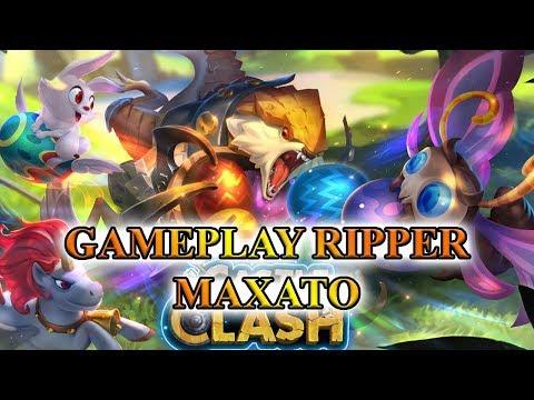 Nuovo Eroe RIPPER Maxato: Analisi E Gameplay! [IL NUOVO ARIES?] - #166 Castle Clash Ita