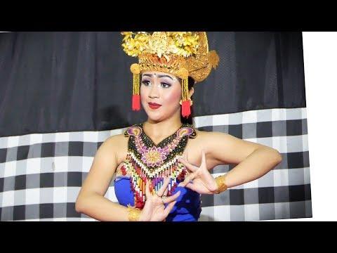 Full Jaipongan Tari Pergaulan Bali