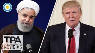 Trump moviliza tropas al Golfo por Irán  | #TPANoticias Internacional
