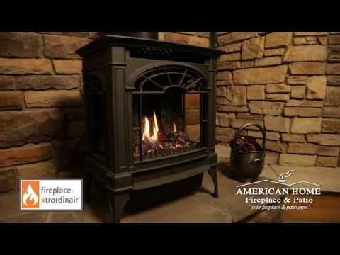 American Home Fireplace & Patio - Fireplace Xtrordinair - YouTube