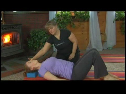 Restorative Yoga Poses : Restorative Yoga Supported Fish Pose