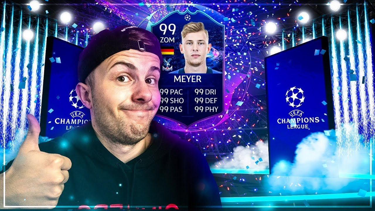 Fifa 19 Champions League Pack Experiment Youtube