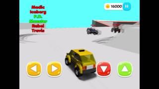 Oyuncak Arabalar Arena 3D