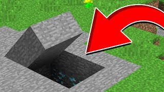 How to Make SECRET Minecraft Rooms!