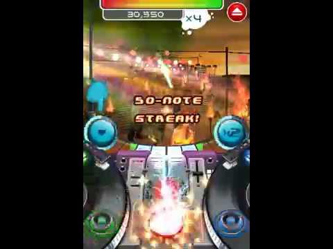 DJ Mix Tour for iPhone - Gameloft | iSpazio.net
