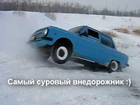 ИЖ Снежинка - YouTube