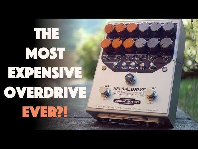 Origin RevivalDRIVE - Worth the Hype?!   Friday Fretworks