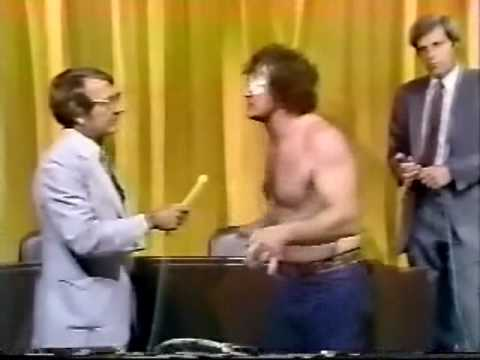 Terry Funk - Most Insane Promo Ever! (1981) Classic Memphis Wrestling Performance