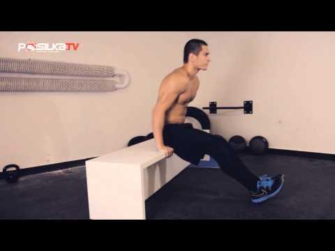 Tréning vrch tela doma - Ako nabrať svaly na prsiach a rukách