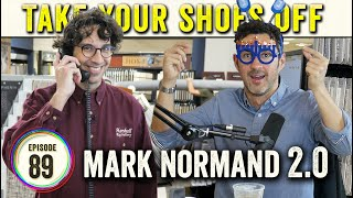 Mark Normand 2.0 (Comedian, Tuesdays with Stories! podcast) on TYSO - #89